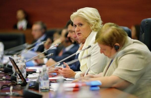 Голодец: Материнский капитал учтен в проекте бюджета до 2017 года