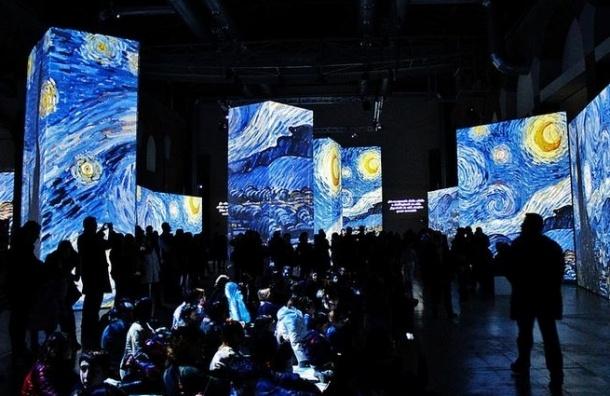 Петербург откроет мультимедийную выставку импрессионистов