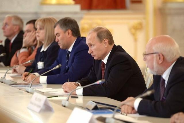 Заседание Совета по развитию гражданского общества и правам человека, 14 октября 2014: Фото