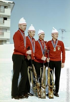 Скончался олимпийский чемпион по биатлону Ринат Сафин: Фото
