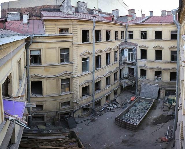 Дом Штакеншнейдера: Фото