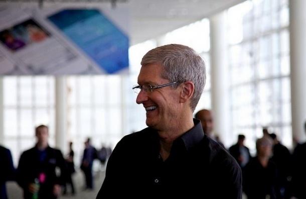 Глава Apple Тим Кук признался в нетрадиционной сексуальной ориентации
