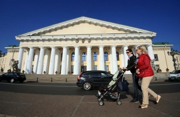 Почему Петербург не приспособлен для детей