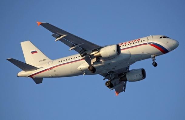 В Краснодаре болельщик «Зенита» устроил дебош на борту рейса в Петербург