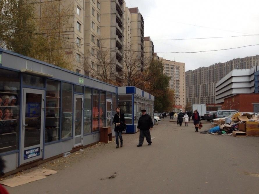 метро Проспект Просвещения