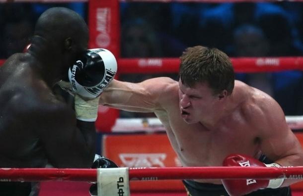 Поветкин нокаутировал Такама в 10 раунде
