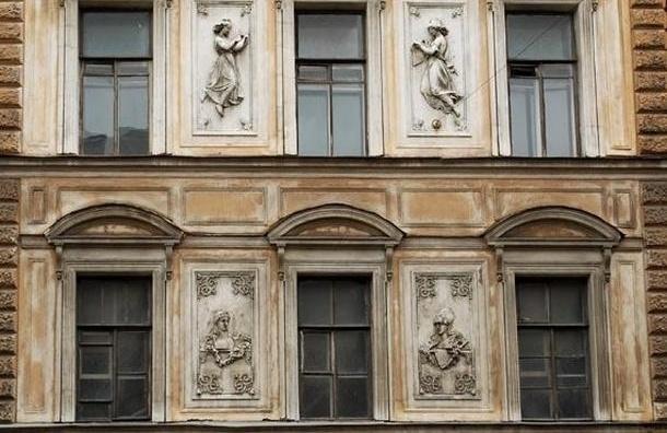 Смольный намерен изъять дом Штакеншнейдера у собственника