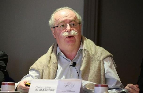 Де Маржери посмертно стал офицером ордена Почетного легиона