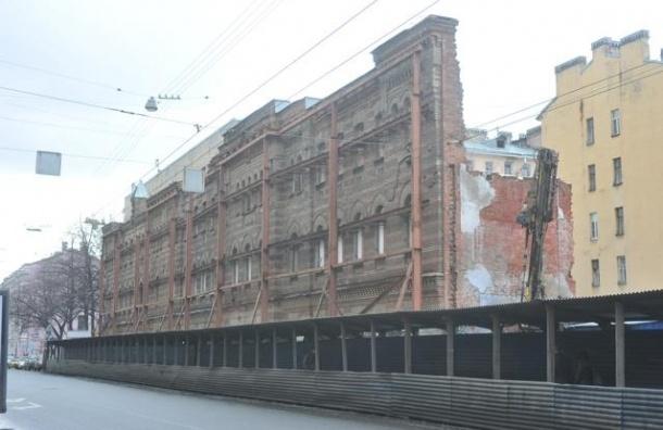 Фасад Пушкарских бань признали объектом культурного наследия