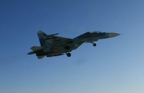Россия создаст авиабазу истребителей Су-27 в Белоруссии
