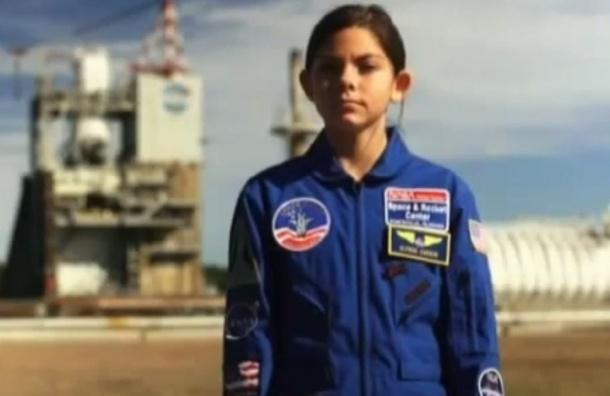 NASA отправит на Марс 13-летнюю Алиссу