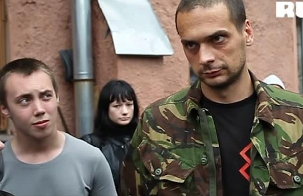 В Петербурге националист Бешеный стал фигурантом нового дела