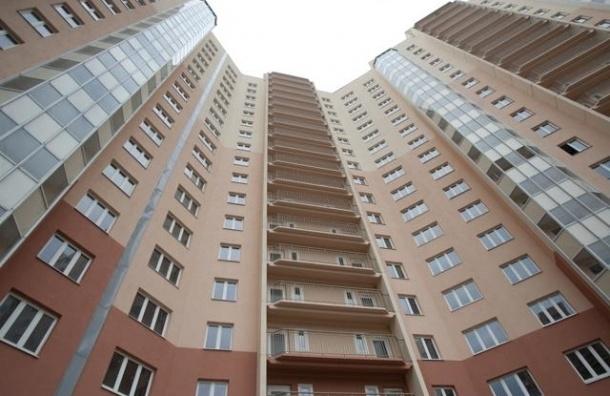 В Петербурге за девять месяцев ввели свыше 2 млн кв. метров жилья
