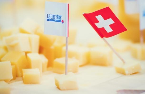 Швейцария в пять раз увеличила экспорт сыра в Россию