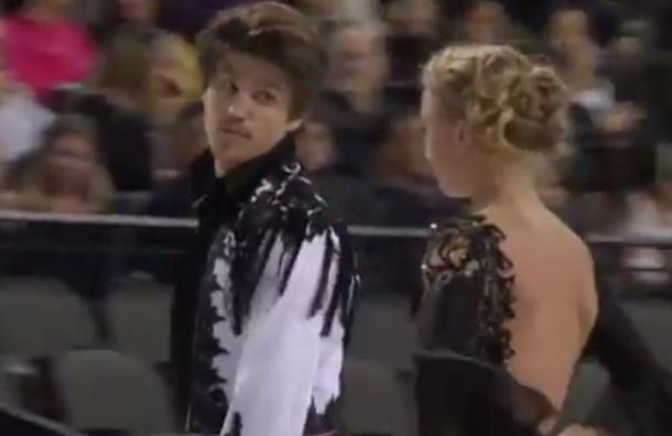 Фигуристы Степанова и Букин завоевали бронзу в США