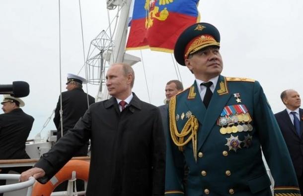 Россия создаст систему ядерного сдерживания