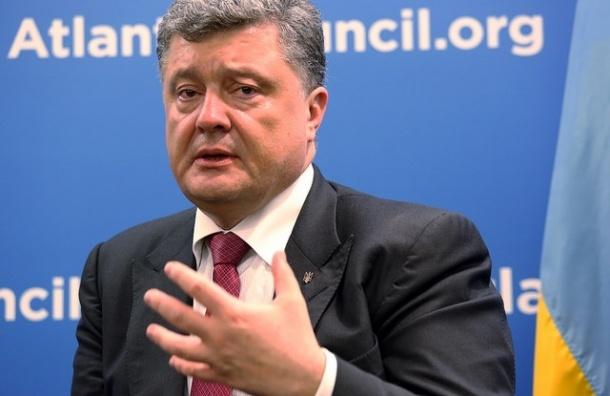 Порошенко сообщил о достигнутых договоренностях с РФ по газовому контракту