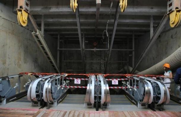 Смольный объявил конкурс по инженерным изысканиям для Адмиралтейско-Охтинской линии метро