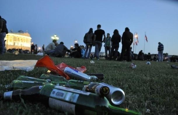 Школьников Петербурга предупредят об опасностях алкоголя