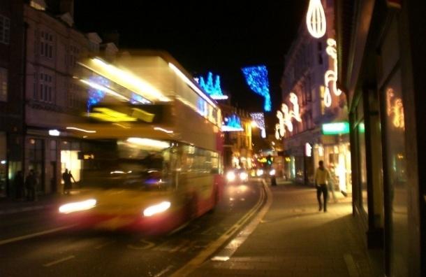 Ночные автобусы в ноябрьские праздники будут ходить четыре ночи подряд