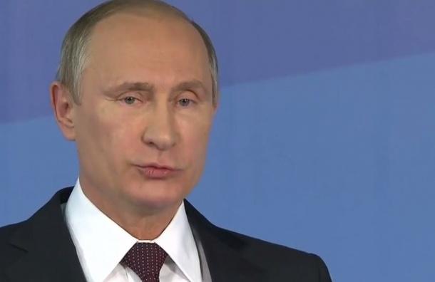Путин не исключил острых конфликтов с участием крупных стран