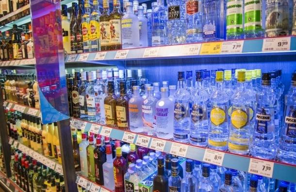 На бутылках с алкоголем будут размещать устрашающие картинки