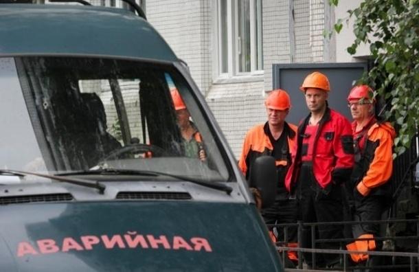 В Петербурге в трех районах отключился свет