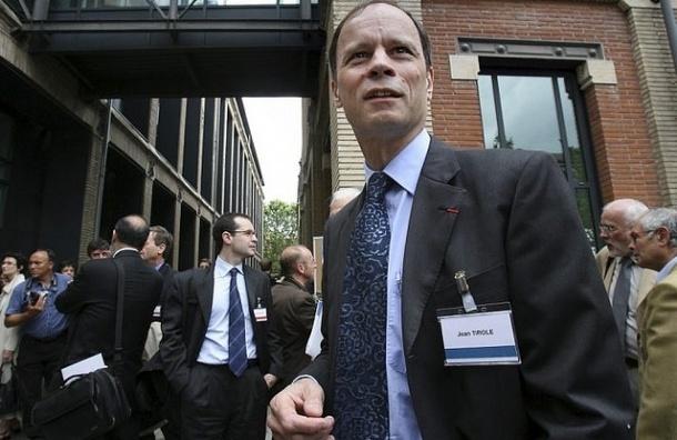 Нобелевка по экономике присуждена французу Тиролю