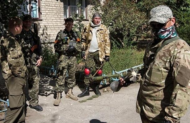 В Кронштадте похоронили погибшего на Донбассе добровольца
