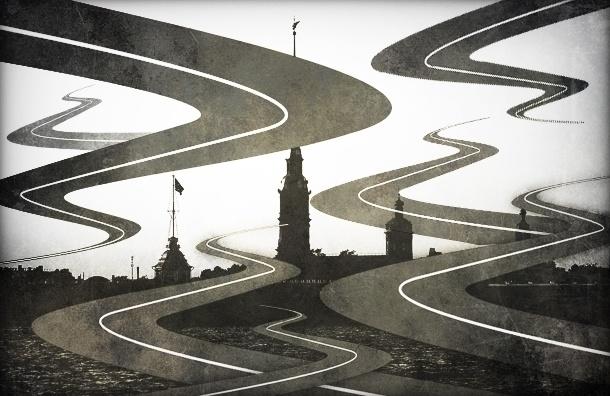 Половину дорог в Петербурге ремонтировали с нарушениями