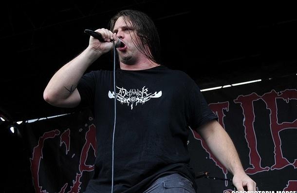 В Петербурге отменили концерт Cannibal Corpse