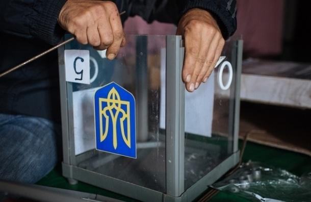 В Москве открылись участки для выборов в Верховную Раду