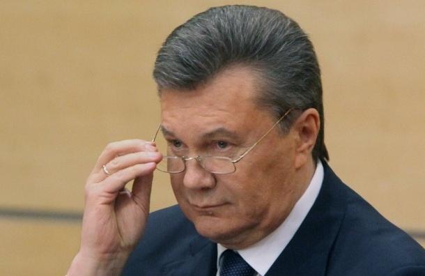 СМИ: Янукович и его соратники указом Путина получили гражданство РФ