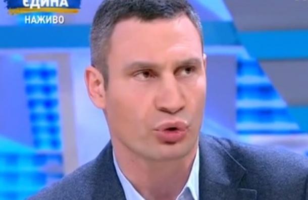 Кличко выпустит сборник своих высказываний для россиян