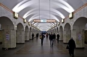 На станции «Площадь Александра Невского» умер преподаватель Университета путей сообщения