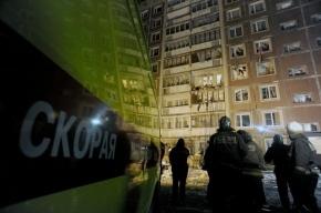 На Пулковской из-за горящего балкона эвакуировали десять человек