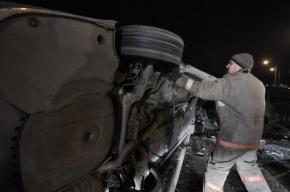 Один человек погиб и двое пострадали в ДТП на трассе Петербург – Морье