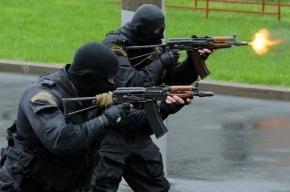 В Подмосковье спецназ штурмом взял особняк подозреваемого в убийстве