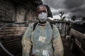 Ученые: У многих людей есть иммунитет против вируса Эбола