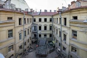 Градозащитники обратились в МВД и прокуратуру по поводу дома Штакеншнейдера