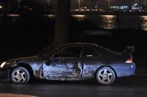 BMW и Opel разбились на Колпинском шоссе