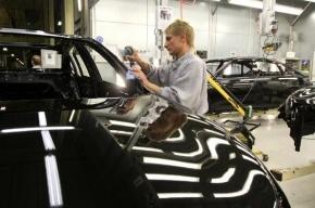 Производство автомобилей в Петербурге выросло впервые за пять месяцев