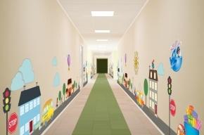 В детском саду в квартале «Вена» создадут развивающую среду