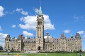 У парламента Канады неизвестный открыл стрельбу и был убит