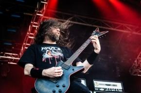 В Уфе сорван концерт американской металл-группы Cannibal Corpse