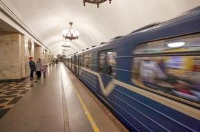 На «Нарвской» скончался пассажир