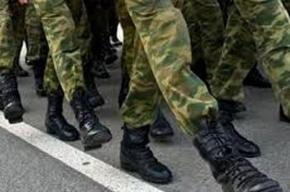 Под Петербургом застрелился солдат-срочник