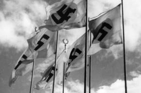 Петербуржца оштрафовали за флаг Третьего рейха в окне