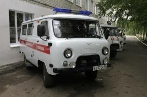 В Сестрорецке пациент больницы выпрыгнул из окна четвертого этажа
