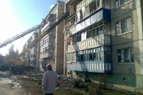 В Липецкой области из-за взрыва газа погиб человек и обрушились пять этажей жилого дома